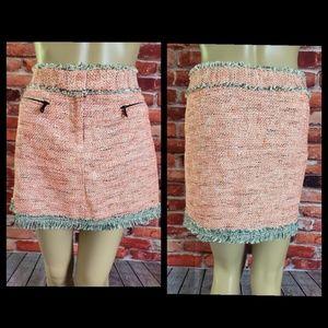 Milly Mini Skirt Size 10
